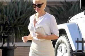 Pamela Anderson : Entièrement nue, à 46 ans, pour une série photo érotique