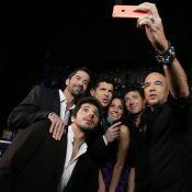 Patrick Bruel, Emmanuel Moire, Patrick Fiori : Un selfie musical et complice !