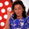 Jenifer lors de l'épreuve ultime dans The Voice 3 le samedi 22 mars 2014 sur TF1