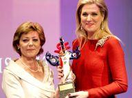 Maxima des Pays-Bas : Magnifique en Allemagne et pour le président Jinping