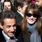 Nicolas Sarkozy et Carla : Deux citoyens aux urnes, deux amoureux dans Paris