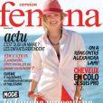 Le magazine Version Femina, suplpément du Journal du dimanche du 23 mars 2014