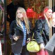 Cressida Bonas, petite amie du prince Harry, dans le quartier de Soho à Londres le 24 mars 2014