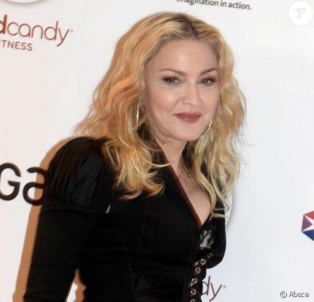 Madonna à Toronto le 11 février 2014