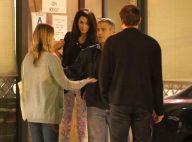 George Clooney et son amoureuse Amal : Dîner entre couples stars