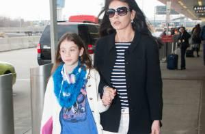 Catherine Zeta-Jones et sa fille, non loin de Michael Douglas : Le couple se bat