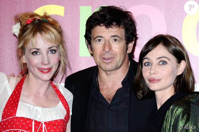 julie depardieu patrick bruel et emmanuelle b art l 39 avant premi re du film les yeux jaunes. Black Bedroom Furniture Sets. Home Design Ideas