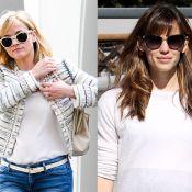 Reese Witherspoon vs Jennifer Garner : Frange blonde ou brune ?