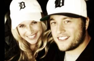 Matthew Stafford : Le quarterback des Detroit Lions et sa belle Kelly fiancés