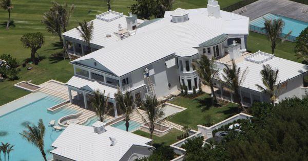 C line dion met en vente sa maison de jupiter island en for Villa de celine dion en floride