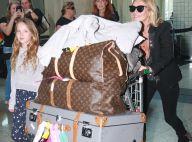 Kate Moss et sa petite Lila, tandem complice : Elles parcourent le Brésil