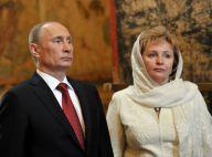 Vladimir Poutine divorcé : Son ex-épouse rayée de sa biographie officielle...