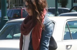 Mila Kunis : Future maman bohème, elle se la coule douce en attendant bébé