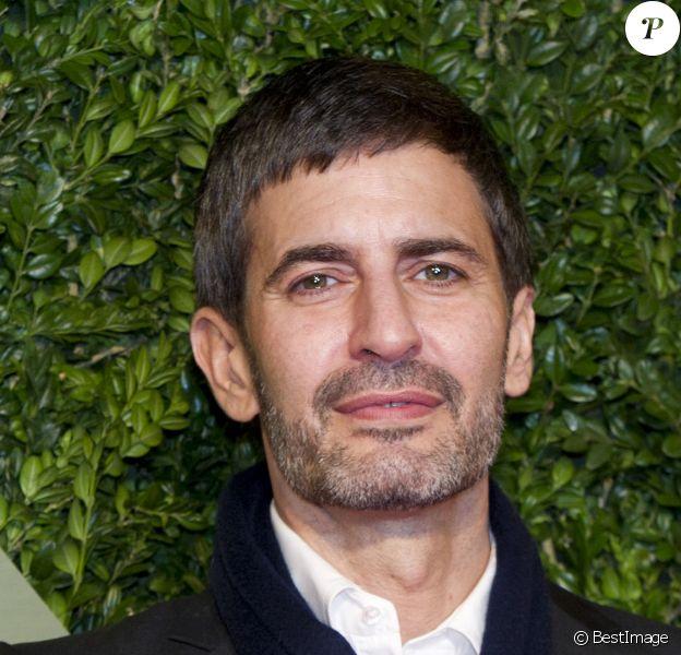 """Marc Jacobs - Cérémonie des """"British Fashion Awards 2013"""" à Londres. Le 2 decembre 2013"""