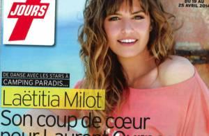 Laetitia Milot : ''Une grossesse serait incompatible avec toutes mes activités''