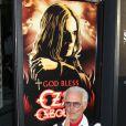 Michael Des Barres à la première de God Bless Ozzy Osbourne à Los Angeles le 22 août 2011