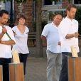 Les chefs votent pour Pierre dans Top Chef 2014 sur M6 le lundi 14 avril 2014