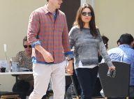 Mila Kunis et Ashton Kutcher, futurs parents : Le sexe de leur bébé dévoilé