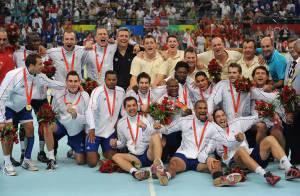 PHOTOS : J.O. : CHAMPIONS ! Les handballeurs français, sublimes en or !