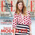 Mazarine Pingeot s'est confiée au magazine  Elle , datée du 25 avril 2014.