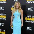 Lindsey Vonn lors des Cartoon Network's 2014 Hall of Game Awards à Santa Monica, le 15 février 2014