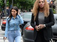 Kim Kardashian : À Paris avec Serena Williams, elle prépare son grand jour