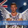 Julien dans Les Anges de la télé-réalité 6, sur NRJ 12 le jeudi 1er mai 2014
