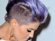 Kelly Osbourne toujours plus extrême : Elle s'est rasé la tête !