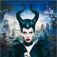 """Angelina Jolie est """"Maléfique"""", en salles le 28 mai 2014."""