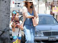 Jessica Alba et sa fille Honor : Journée beauté pour le duo craquant