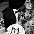 Mariah Carey et Nick Cannon se sont affichés plus amoureux que jamais sur Instagram à l'occasion de leur 6 ans de mariage, le 30 avril 2014.