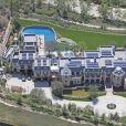 Maison mise en vente par Tom Brady et Gisele Bündchen à Los Angeles.