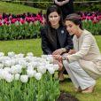 La princesse Marie de Danemark a découvert et baptisé le 7 mai 2014 une fleur à son nom dans le parc du château de Gavno : la tulipe Princesse Marie, une variété simple tardive de 45 cm, blanche à liseré cerise sur le bord.