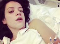 Lily Allen : La popstar hospitalisée en urgence !