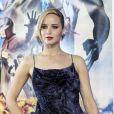"""Jennifer Lawrence à la première du film """"Days of Future Past"""" au centre Jacob Javits à New York, le 10 mai 2014."""
