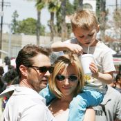 Jason Priestley (''Beverly Hills'') : Le papa câlin empoche 2 millions !