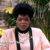 Oprah Winfrey : Choucroute sur la tête à 29 ans, dans la vidéo de son audition !