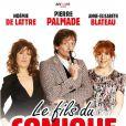 """""""Le fils du comique"""" de et avec Pierre Palmade"""