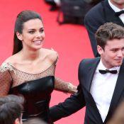 Marine Lorphelin et Bastian Baker : Inséparables et complices à Cannes...