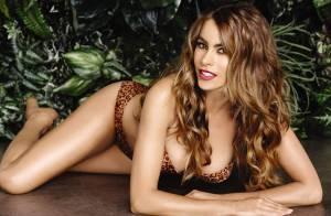 Sofia Vergara : En bikini léopard, la star de Modern Family subjugue...