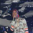 Le rappeur américain Tyga au VIP Room de Cannes, le jeudi 15 mai 2014.