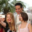 """Gabriel Garko - Photocall du film """"L'Incomprise"""" lors du 67e Festival International du Film de Cannes, le 22 mai 2014."""