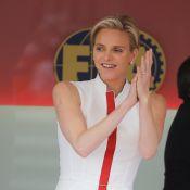 Princesse Charlene : Looks sur mesure et éclatants au GP de Monaco avec Albert