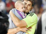 Iker Casillas : Roi d'Europe et papa heureux avec les bébés du Real Madrid