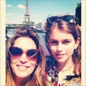 Cindy Crawford : Aller-retour discret à Paris avec sa ravissante fille Kaia