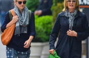 Jessica Lange, 65 ans : Maman complice avec sa fille Hannah