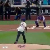 50 Cent : Son lancer de baseball raté fait le tour du web
