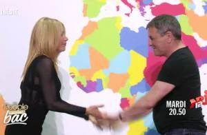 ''Les people passent le bac'': Jean-Marie Bigard et Lola soudés, Fauve très sexy