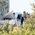Kim Kardashian et Kanye West se disent oui le le samedi 24 mai, au Forte di Belvedere, à Florence.