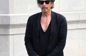 PHOTOS : Al Pacino en mode clodo... dans la vraie vie !